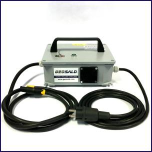 Alimentatore stabilizzato Geo Start per pompe per campionamento 12 volt