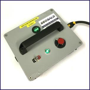 Regolatore di flusso Geo Flow Controller per pompe per campionamento 12 volt